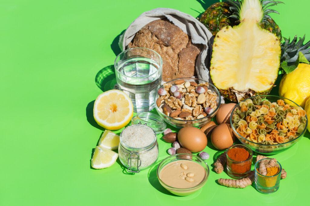 dieta na dnę moczanową