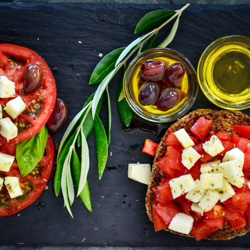 dieta śródziemnomorskaa